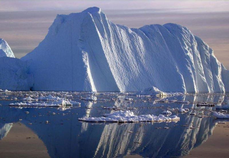 Ανταρκτική: Αποκολλήθηκε ένα από τα μεγαλύτερα παγόβουνα της ιστορίας