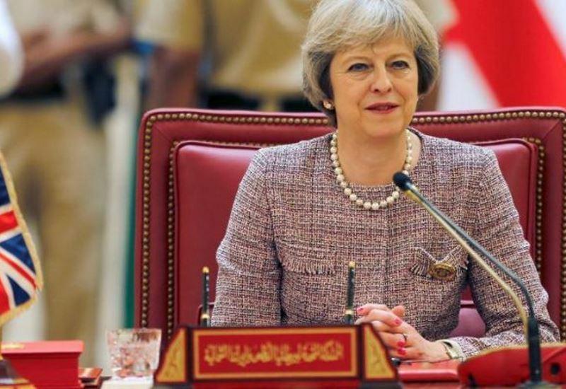 Τερέζα Μέι: «Η G20 θα παροτρύνει τον Τραμπ να επιστρέψει στη συμφωνία του Παρισιού»