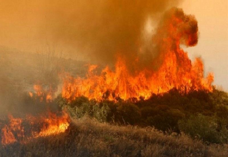 ΥΠΕΝ : Ξεκίνησε η υλοποίηση των μέτρων για την προστασία των πολιτών και του δάσους στις περιοχές της πυρκαγιάς