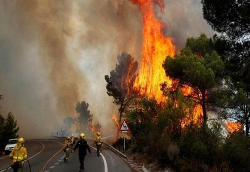 Στην Ισπανία ο μεγαλύτερος αριθμός δασικών πυρκαγιών φέτος- Ιστορικό υψηλό πενταετίας