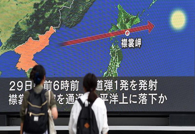 Η Βόρεια Κορέα εκτόξευσε πύραυλο- Παγκόσμια ανησυχία