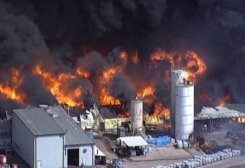 Τέξας: Εσβησε η φωτιά στο εργοστάσιο χημικών- Πραγματοποιείται έρευνα