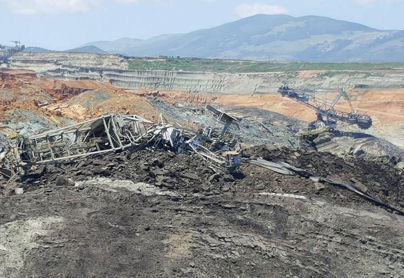 ΔΕΗ: Μη τυπικό φαινόμενο η κατολίσθηση στο Ορυχείο Αμυνταίου