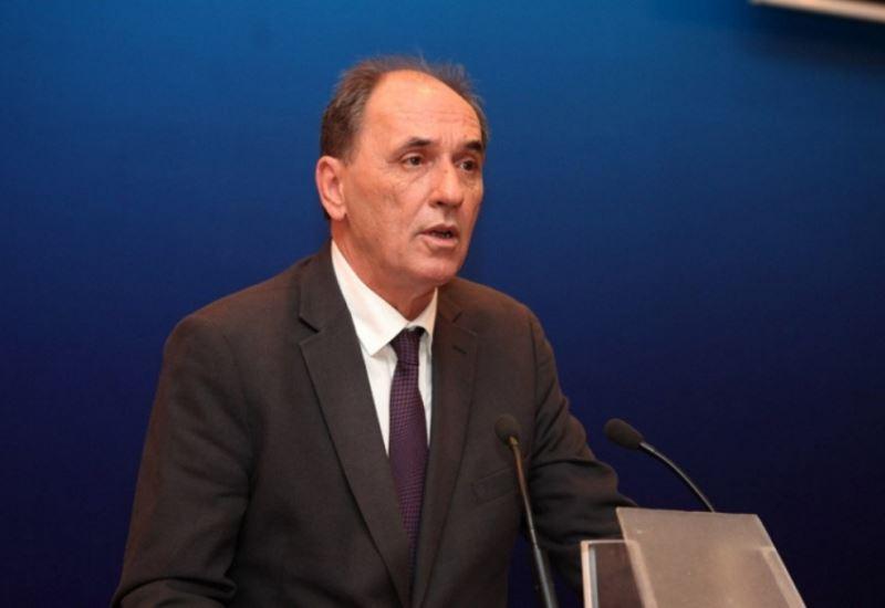 Στην Κρήτη ο ΥΠΕΝ Γιωρ. Σταθάκης για αναπτυξιακό συνέδριο και ενεργειακά νησιά