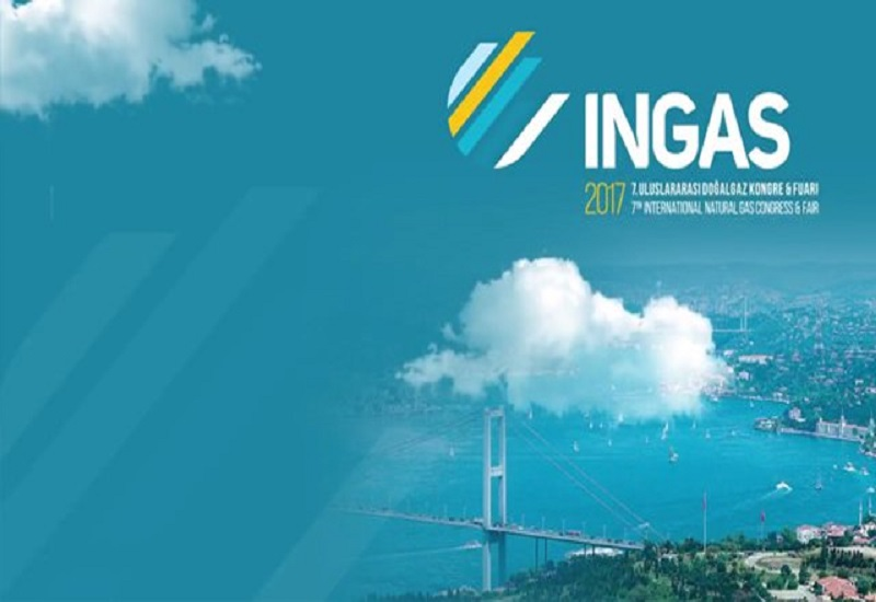 Το συνέδριο «INGAS 2017» στις 2-3 Νοεμβρίου, στην Κωνσταντινούπολη