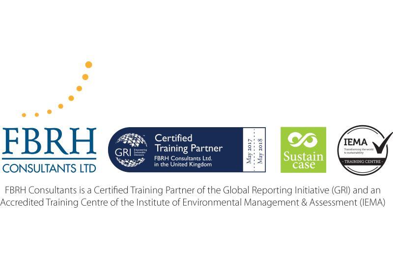 Πιστοποιημένη Εκπαίδευση της Aramco σε CSR/Βιωσιμότητα από την FBRH Consultants