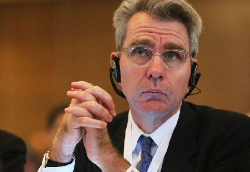 Κομβικός ο ρόλος της Ελλάδας στις ανανεώσιμες πηγές ενέργειας στην Ευρώπη, είπε ο πρέσβης Πάιατ
