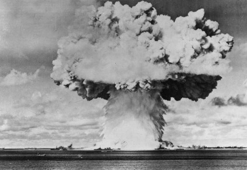Μ. Σωτηροπούλου: Ανυπολόγιστη η καταστροφή από ενδεχόμενη χρήση πυρηνικών όπλων