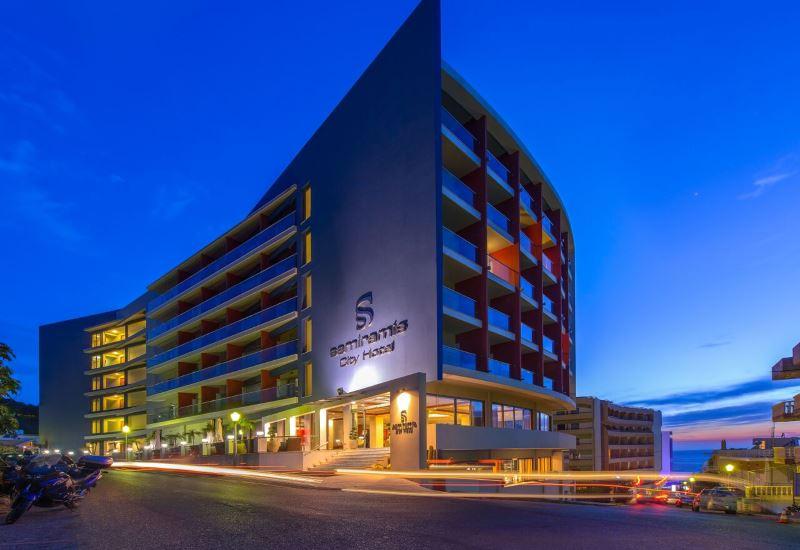 LG: Συστήματα επαγγελματικού κλιματισμού στο Semiramis Hotel Rhodes