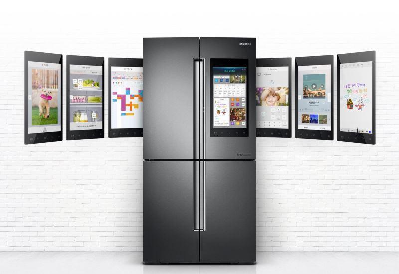 Η Samsung Electronics επεκτείνει τις έξυπνες λειτουργίες του ψυγείου Family Hub