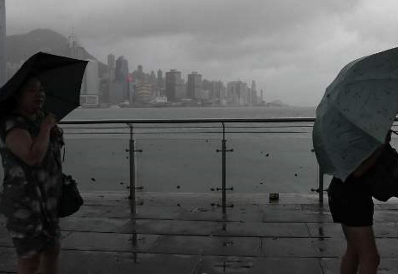Πλησιάζει ο τυφώνας Ταλίμ στην Κίνα