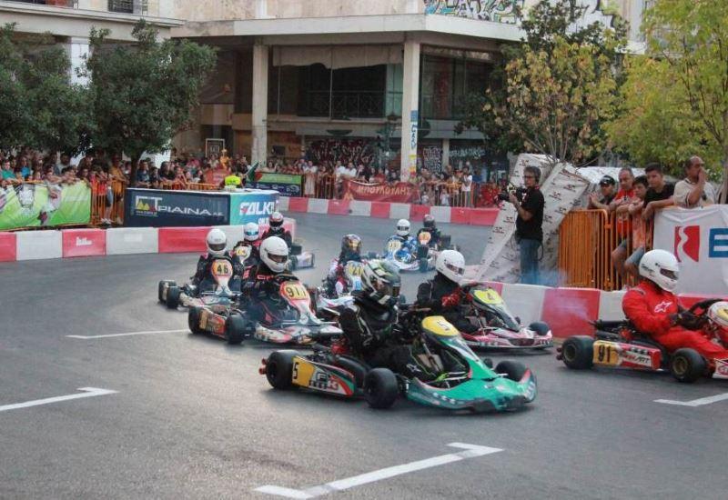 Η ΕΚΟ χορηγός στο «9ο Patras International Circuit for Kart»