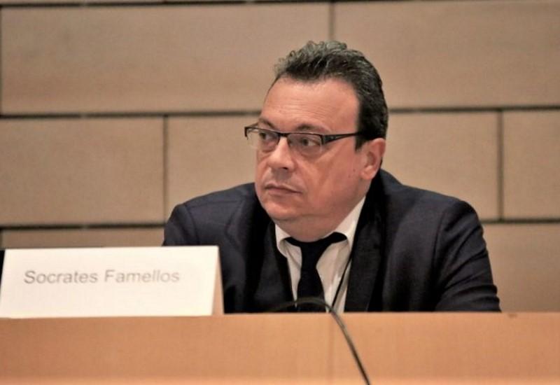 Για το περιβάλλον θα συζητήσει στην Κύπρο ο Σ. Φάμελλος