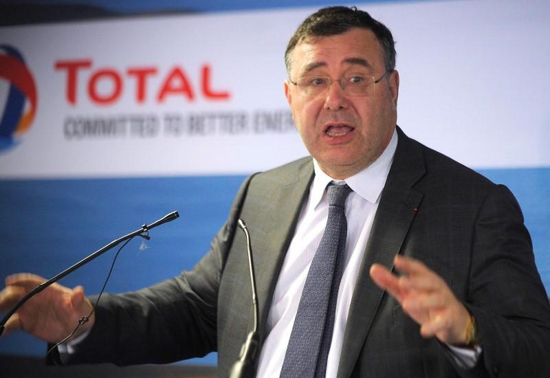 Pouyanné: Περιμένουμε την ελληνική Βουλή για να αρχίσουμε τις γεωτρήσεις
