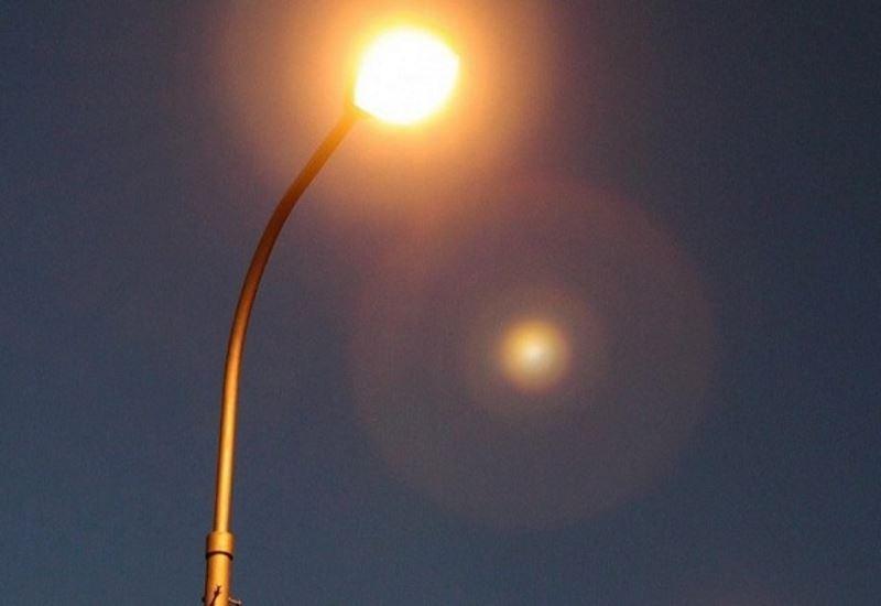 Ηλεκτροφωτισμός με λαμπτήρες LED στην Παραλία Πατρών