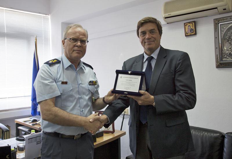 Η Energean στηρίζει το έργο της Διεύθυνσης Αστυνομίας στην Καβάλα