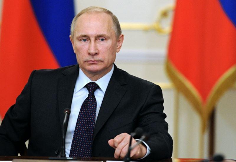 Βλ. Πούτιν: «Η Ρωσία είναι ένας από τους εγγυητές ενεργειακής ασφάλειας στην Ευρασία»