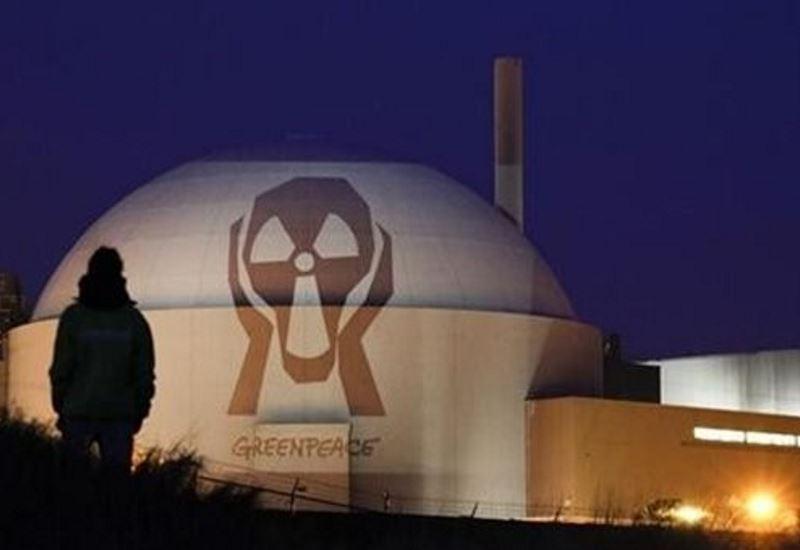 Γαλλία: Συλλήψεις ακτιβιστών της Greenpeace που εισέβαλαν σε πυρηνικό σταθμό