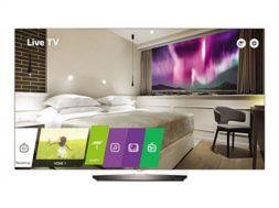 LG OLED Hotel TV