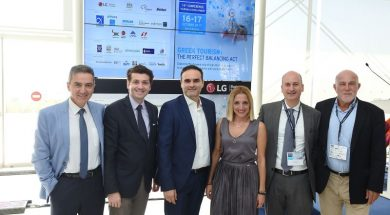 LG special sponsor @16th SETE Conference photo 2