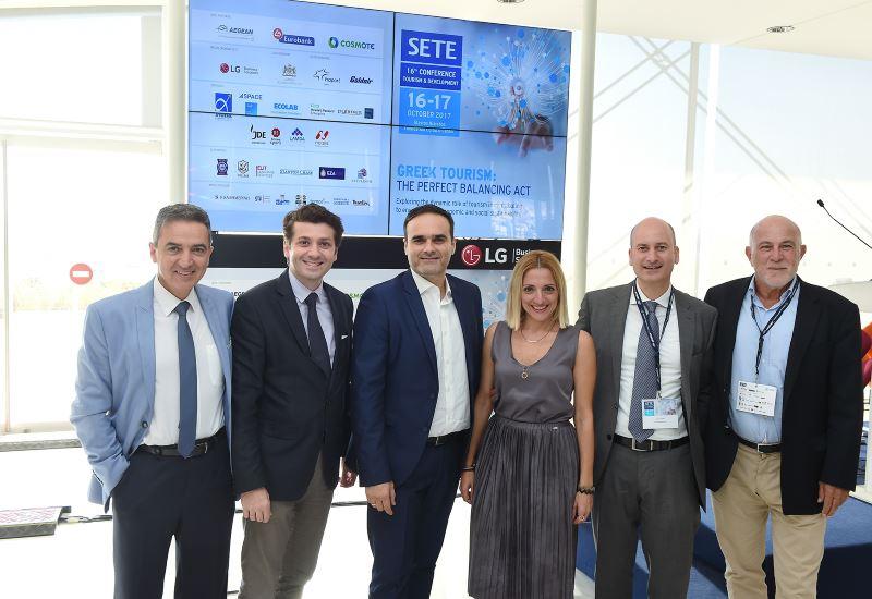 Συμμετοχή της LG στο 16ο Συνέδριο του ΣΕΤΕ