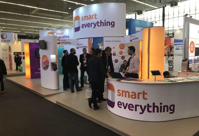 WATT+VOLT: Παρουσίαση της νέας πλατφόρμας smarteverything στην EUW 2017