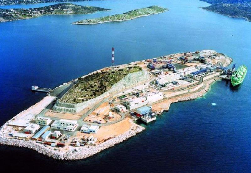 «Πράσινο φως» στην Περιβαλλοντική Μελέτη για το σταθμό φόρτωσης LNG στη Ρεβυθούσα