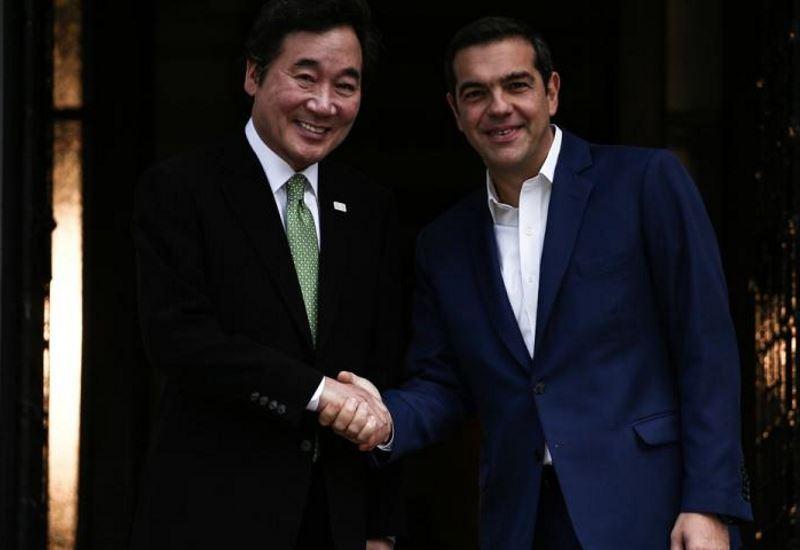 Με ενεργειακό ενδιαφέρον η επίσκεψη του Πρωθυπουργού της Ν.Κορέας
