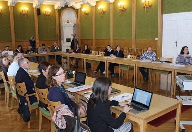 Σε ευρωπαϊκή συνάντηση για την Ενεργειακή Αναβάθμιση Δημοσίων Κτιρίων η περιφέρεια Κρήτης
