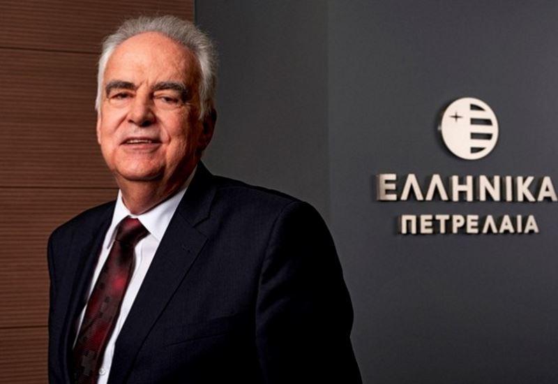 Ευσ. Τσοτσορός (ΕΛΠΕ): «Θα ξεπεράσουν τα 800 εκατ. ευρώ τα κέρδη»