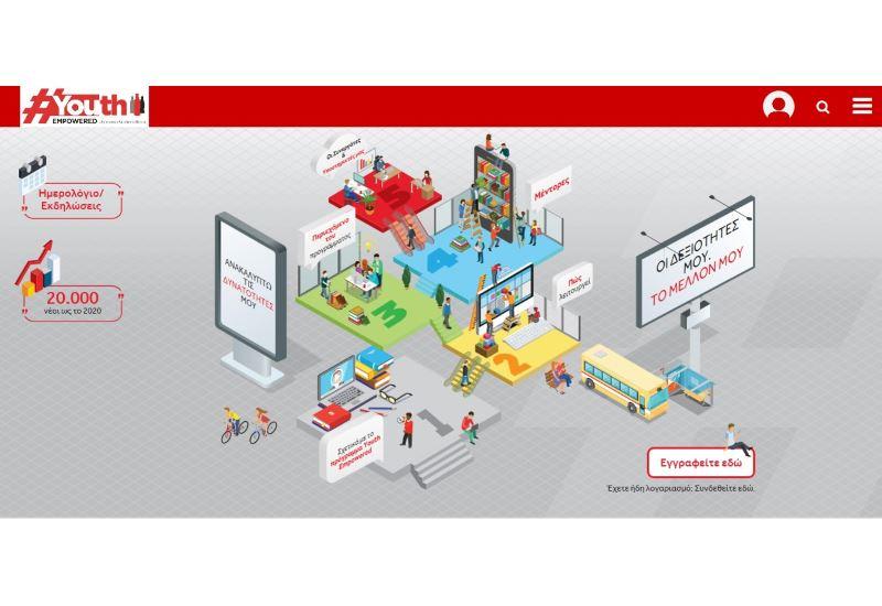 Coca-Cola Τρία Έψιλον: Η δωρεάν πλατφόρμα e-learning για τη νέα γενιά της αγοράς εργασίας