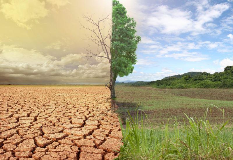 «Στους τελευταίους» της ΕΕ η Ελλάδα στη μάχη κατά της κλιματικής αλλαγής