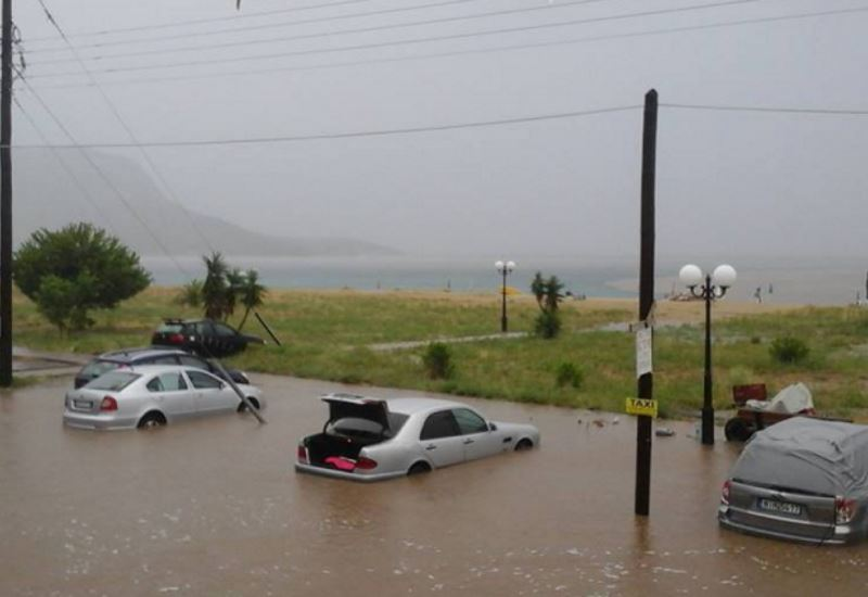 ΥΠΕΝ: «Ολοκληρώνονται το Φεβρουάριο τα σχέδια διαχείρισης και πρόληψης πλημμυρών»