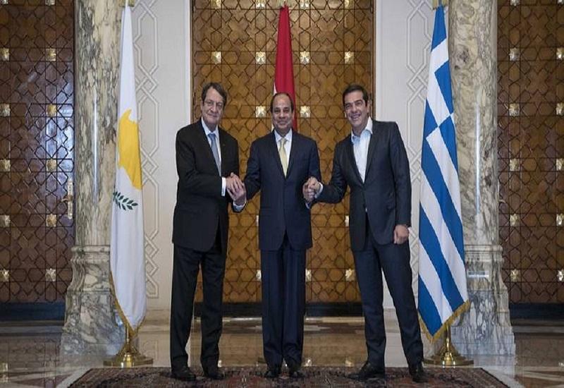 Η ενέργεια στο επίκεντρο της Τριμερούς Συνόδου Κορυφής Ελλάδας-Κύπρου-Αιγύπτου