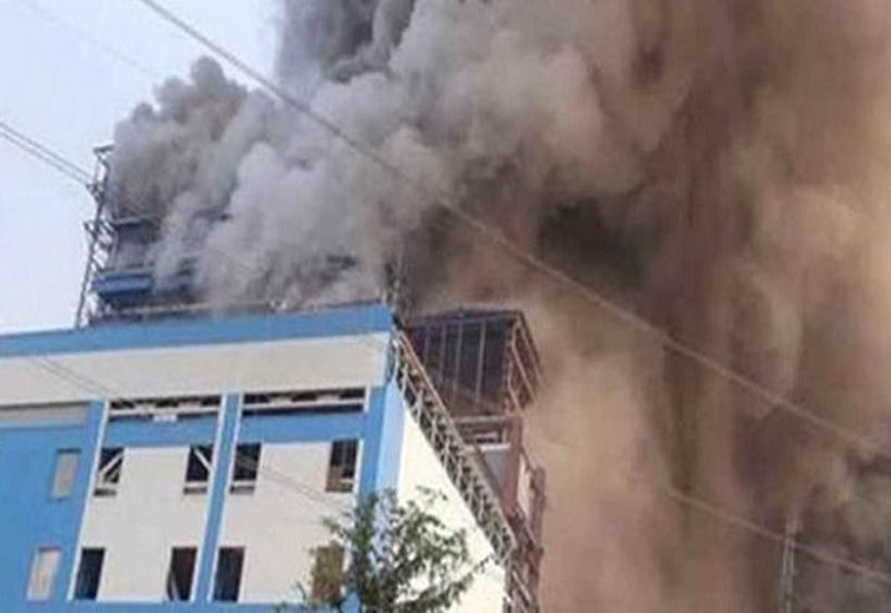 Ινδία: Έκρηξη σε ηλεκτροπαραγωγική μονάδα- 22 νεκροί