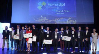 InnoEnergy_Powerup2017_Award Ceremony