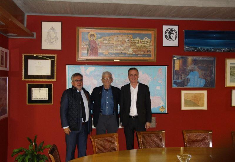 Συνάντηση ΕΔΑ ΘΕΣΣ με το Δήμο Θεσσαλονίκης