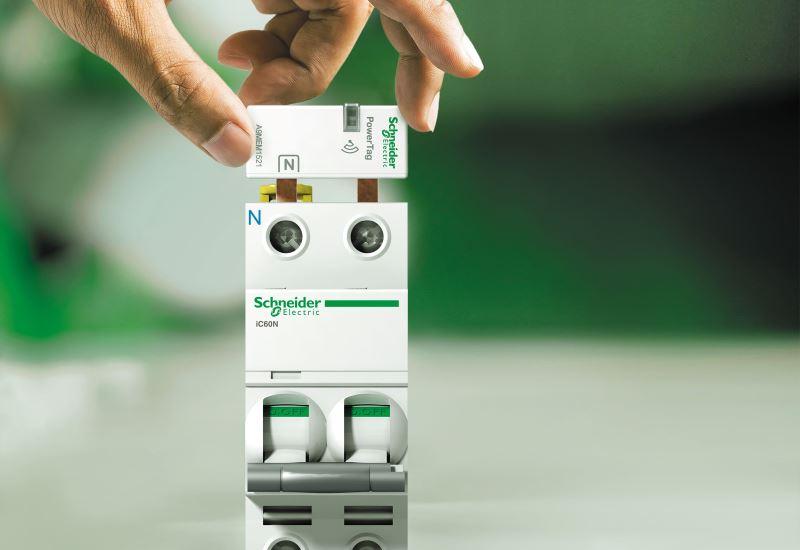 PowerTag: Ο μικρότερος ασύρματος αισθητήρας από τη Schneider Electric
