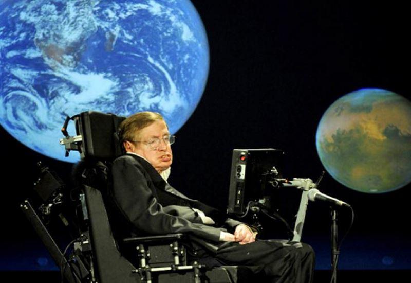 Στίβεν Χόκινγκ: «Μετακομίστε σε άλλους πλανήτες. Η γη θα γίνει μια φλεγόμενη σφαίρα»