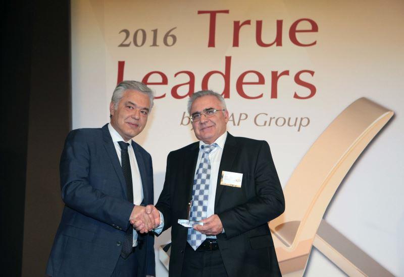 """Διάκριση του ΔΕΣΦΑ στα βραβεία """"True Leaders 2017"""""""