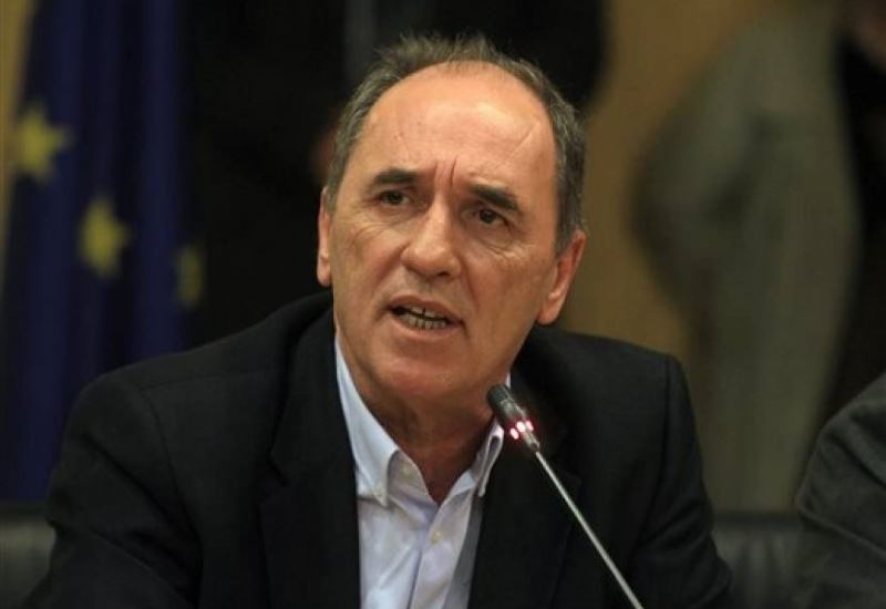 Γ. Σταθάκης (ΥΠΕΝ): «Προτεραιότητα για την Αθήνα ο αγωγός EastMed»
