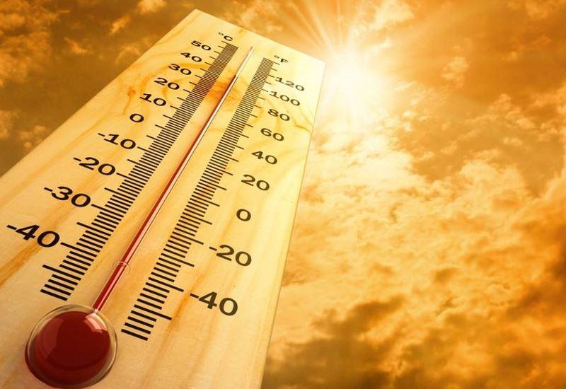 Δυσοίωνες εκτιμήσεις για μελλοντική άνοδο της θερμοκρασίας στην Ελλάδα