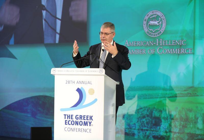 Α. Σιάμισιης (ΕΛΠΕ): Πέντε άξονες για την ανταγωνιστικότητα του ενεργειακού τομέα