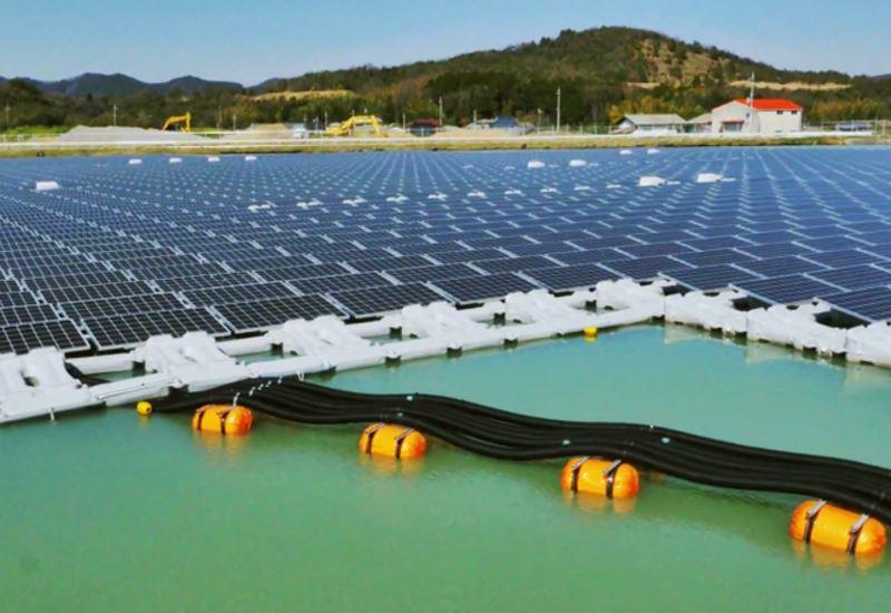 Στην Κίνα το μεγαλύτερο πλωτό φωτοβοτλαϊκό πάρκο στον κόσμο