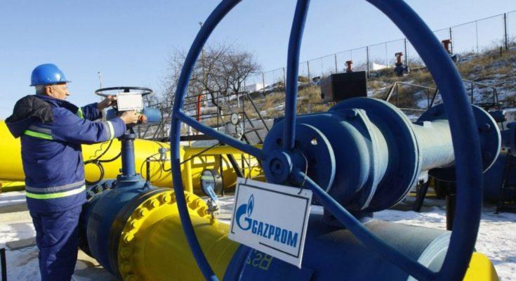 Μειώθηκαν για πρώτη φορά την τελευταία τετραετία τα μερίδια Gazprom και Equinor