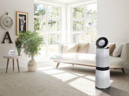 Puri Care & Fine Dust Sensor