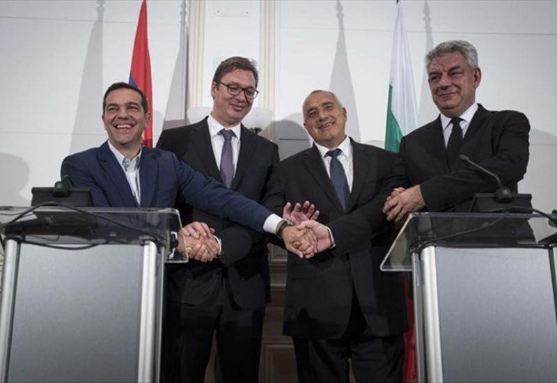 Στο επίκεντρο τα Ενεργειακά στην Τετραμερή Σύνοδο Ελλάδας-Βουλγαρίας-Σερβίας-Ρουμανίας