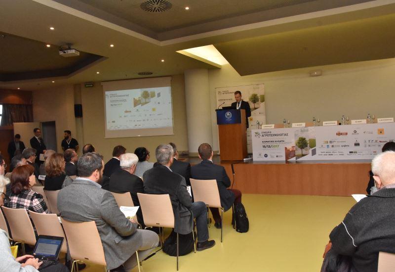 6ο Συνέδριο Αγροτεχνολογίας: Η τεχνολογία σύμμαχος στον αγώνα κατά της κλιματικής αλλαγής
