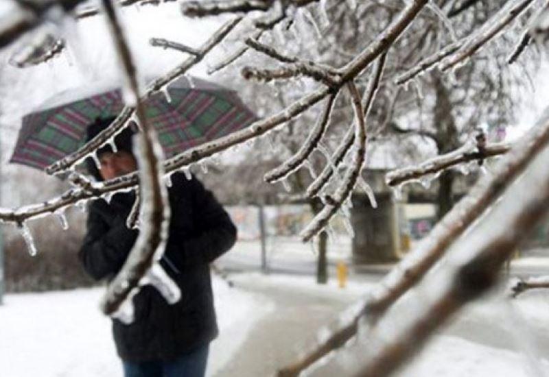Πέφτει η θερμοκρασία- Παγετός στα κεντρικά και βόρεια