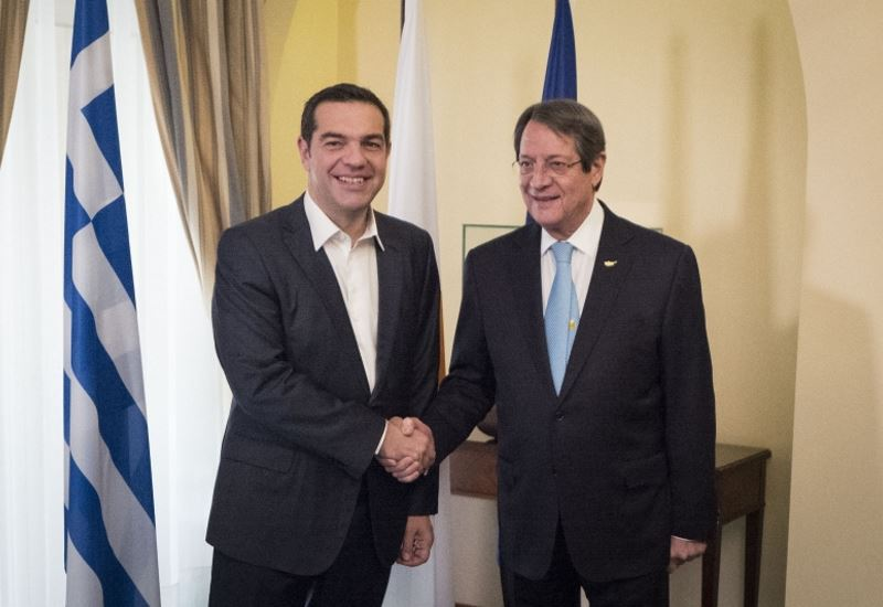 Η ενέργεια στο επίκεντρο της Τριμερούς Συνόδου Κορυφής Ελλάδας-Κύπρου-Ιορδανίας